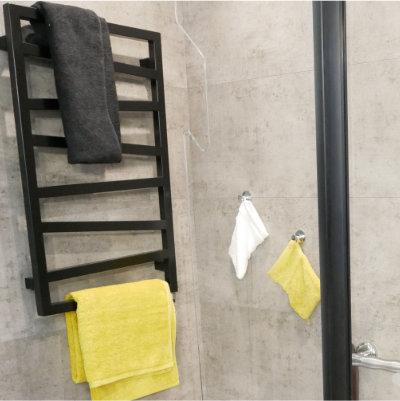 Photo d'accessoire pour douche et salle de bain
