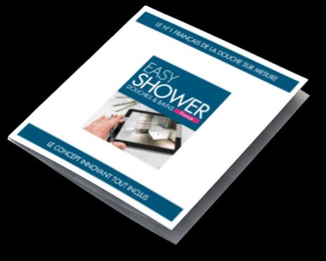 Livre de présentation d'Easy Shower