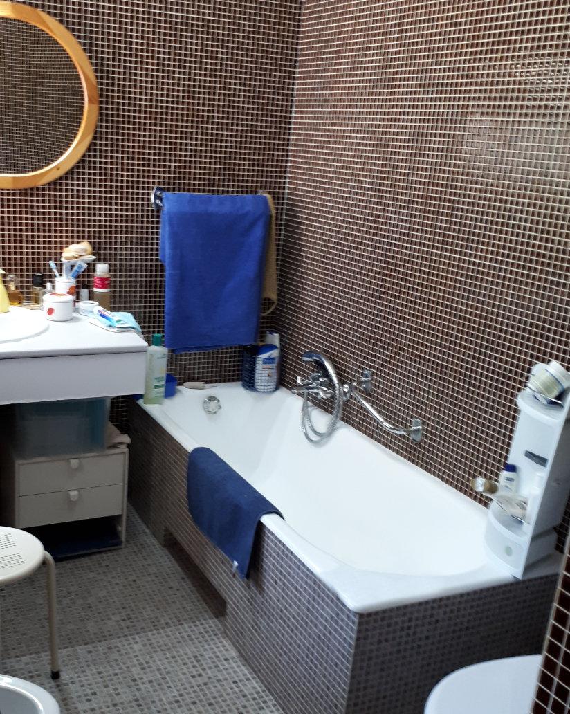 Ancienne salle de bain (photo)