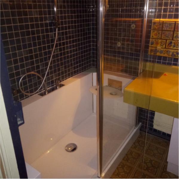 Photo de douche pour avis client Colette D.