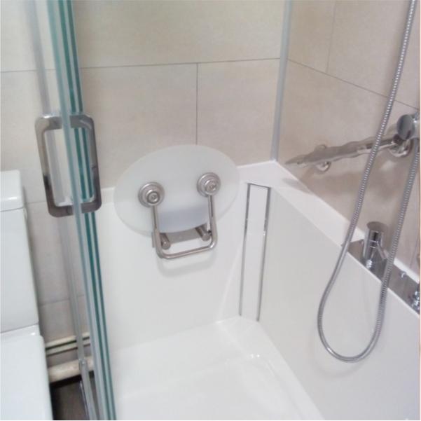 Photo apres rénovation de salle de bain