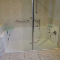 Douche Easy Shower 250x250